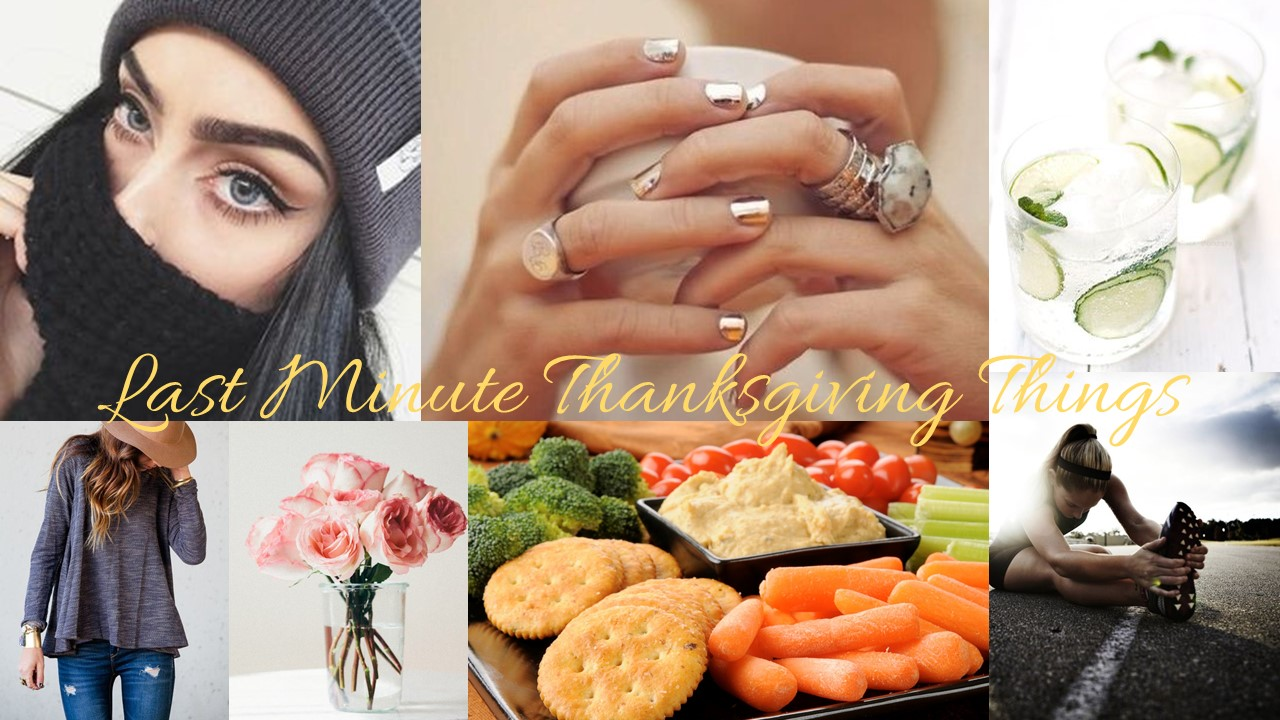 A Hint of Life shares Thanksgiving tips for women