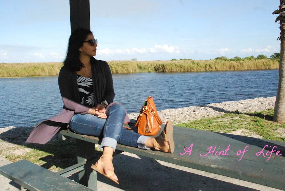 A Hint of Life shares her weekend travels