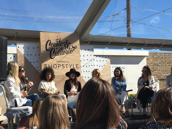 A Hint of Life | Create & Cultivate Dallas Blogger Conference