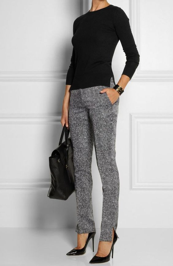 H&M WorkWear; Re-Create These Office Outfits With H&M