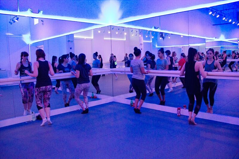 A Hint of Life shares her experience at the barre code miami