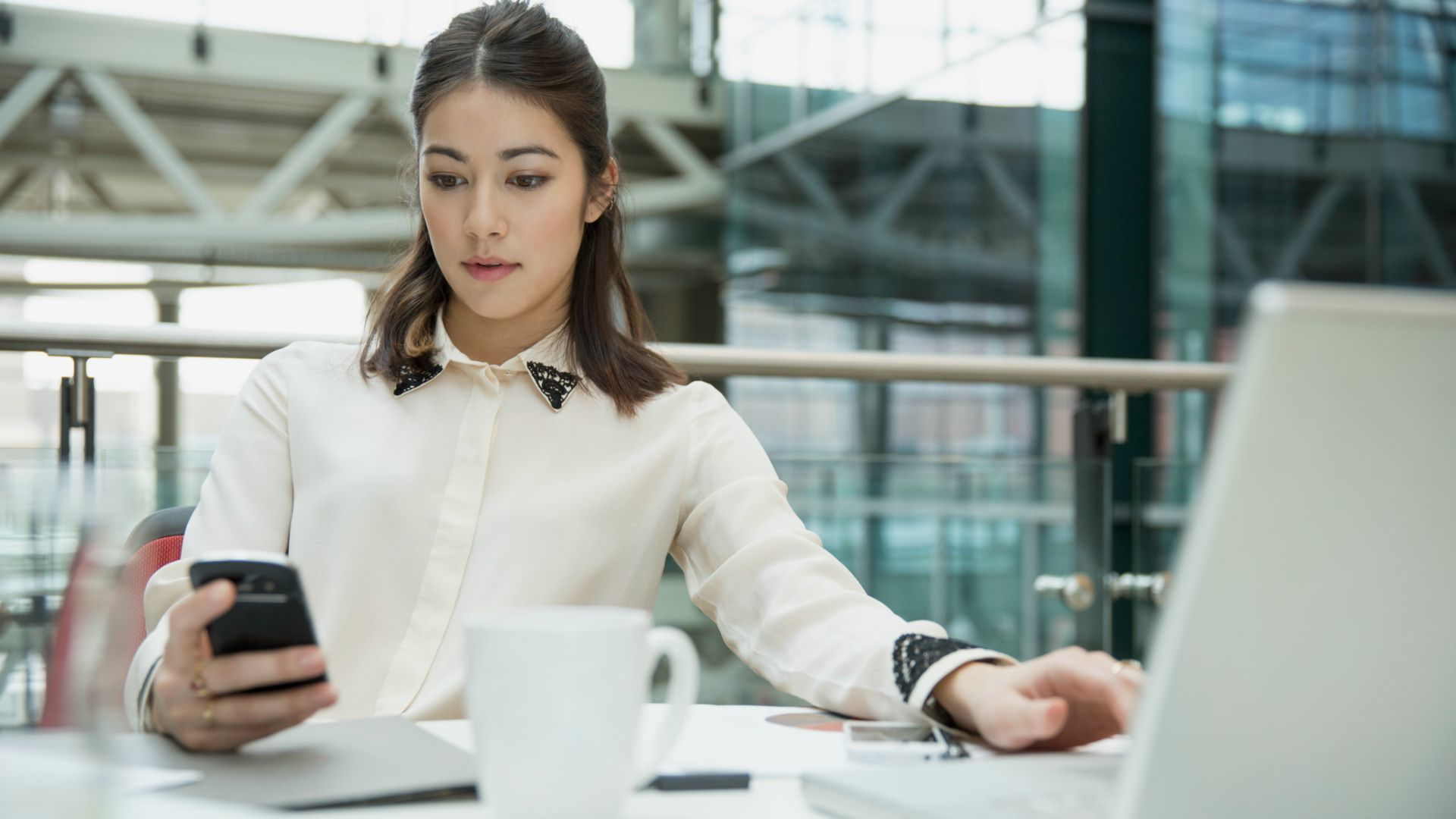 A Hint of Life shares tips on how to deal with unfriendly competition at work