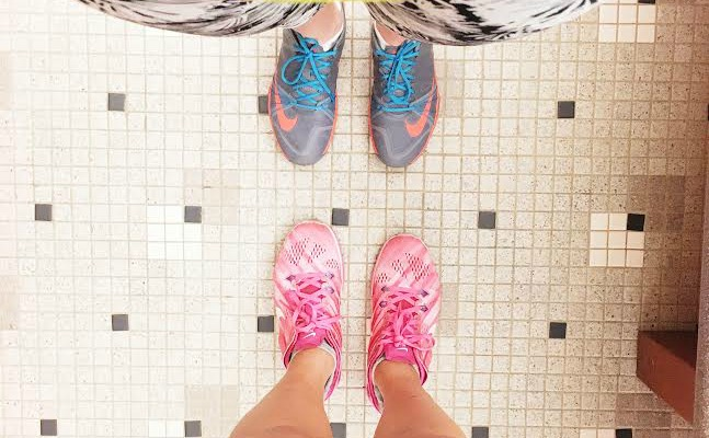 A Hint of Life shares a 30 minute toning workout to do after the office