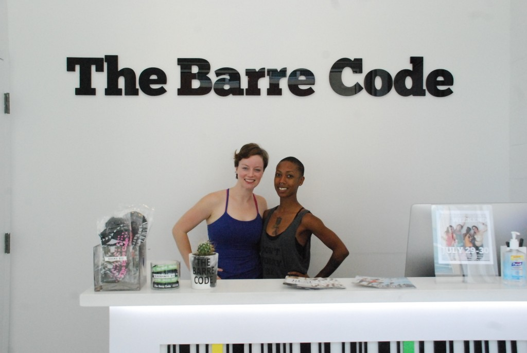 barre workout