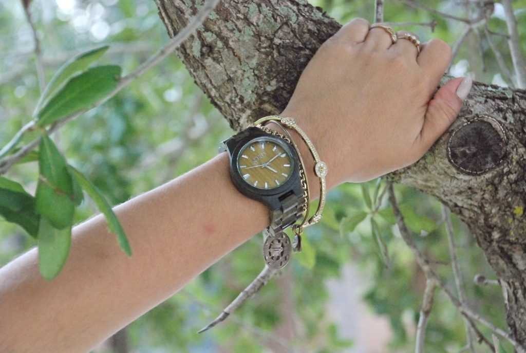 stepping into fall with Jord Wood Watches