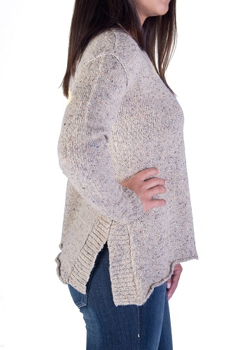 cozy chunky sweater for women