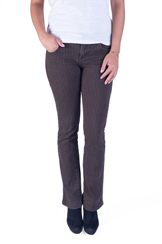 sliver boot brown rails jeans for women
