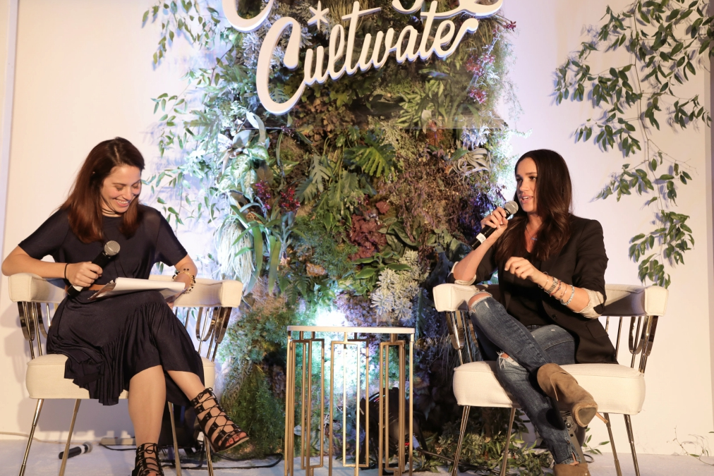 create and cultivate a business and blogger conference for women entrepreneurs