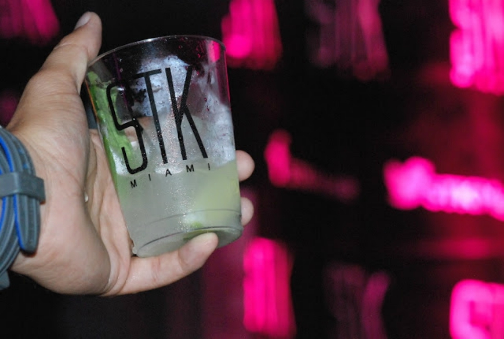 A Hint of Life | Contributor for Thank You Miami on STK Miami Grand Opening