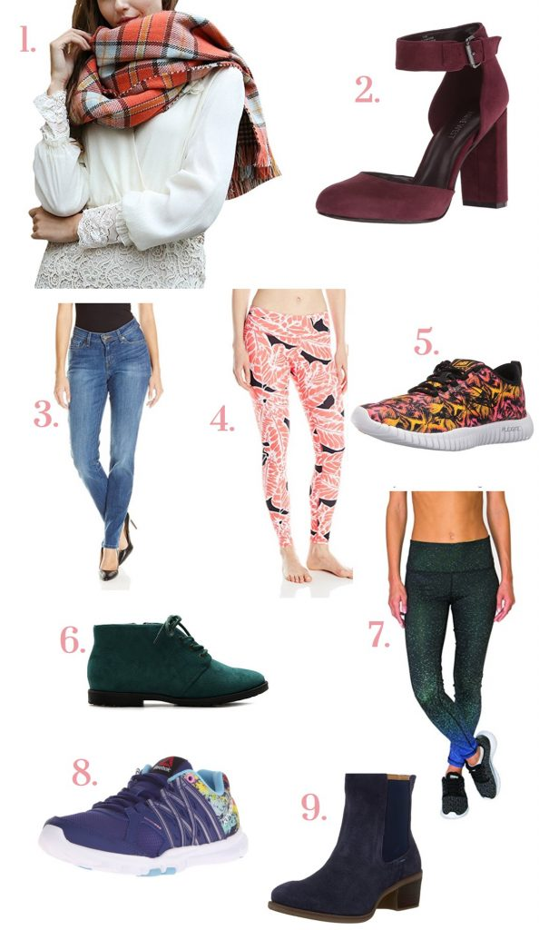 A Hint of Life | Christmas Wish List with Amazon Fashion Online Shopping