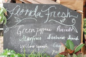A Hint of Life shares farmers market experience in Fort Lauderdale