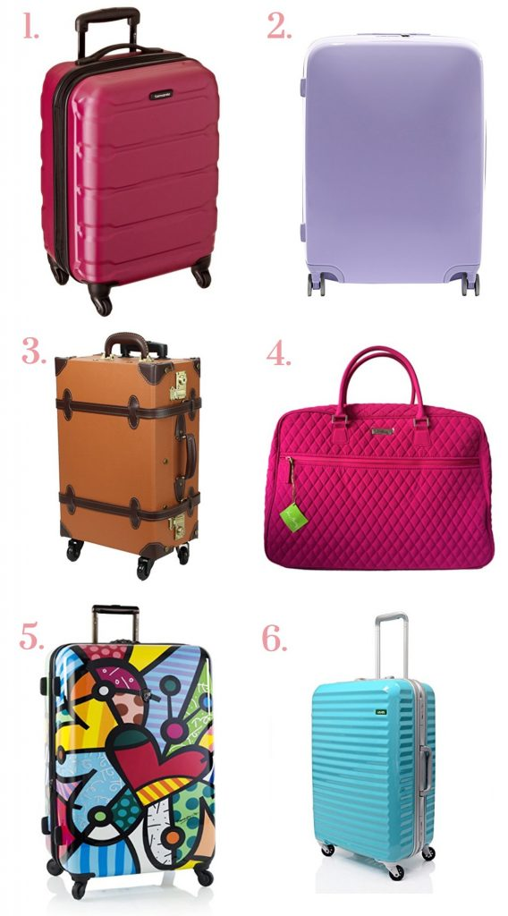 A Hint of Life   Carry-on Luggage Options from Amazon