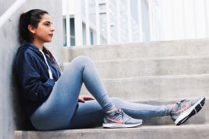 my growing relationship with health and fitness