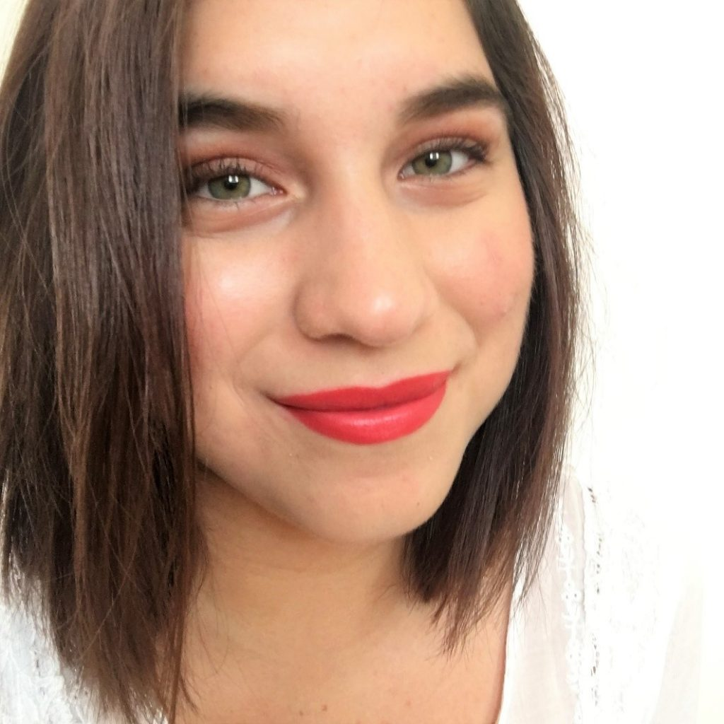 Daiquiri Tarte Lipstick Review
