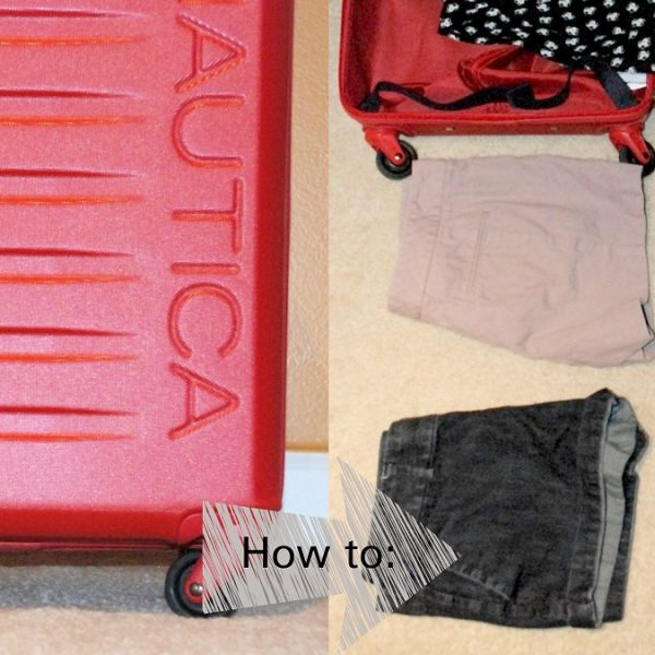 How to successfully pack a carry-on for an overseas trip