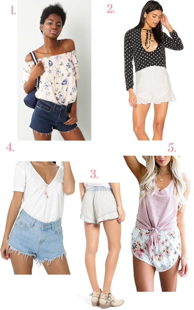 Women's Summer Shorts Weekly Finds