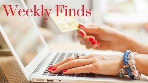 A Hint of Life Weekly Finds Covering All Aspects of Your Lifestyle