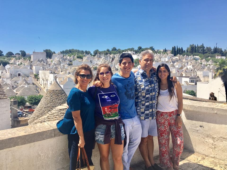 European Summer Trip Diary
