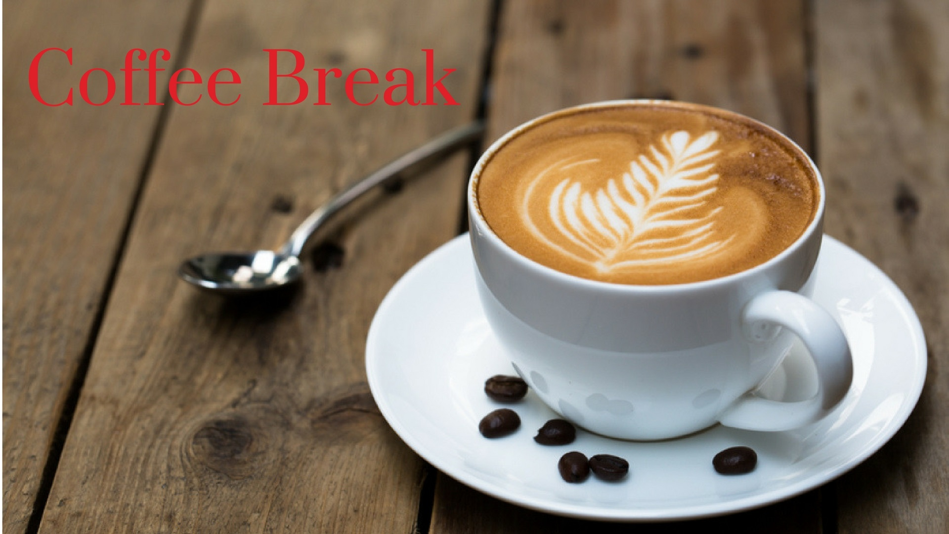 Enjoy your coffee break with A Hint of Life