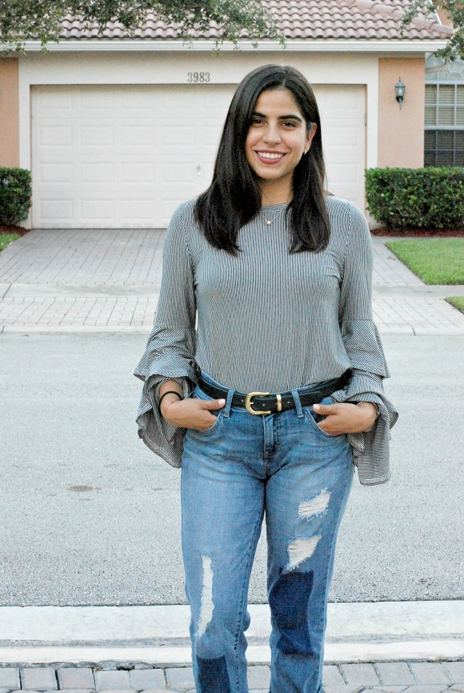 Life and outfit inspiration with Belen from A Hint of Life