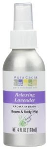 Practice aromatherapy for relaxing with Aura Cacia