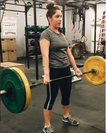 How crossfit is changing the way I look at myself