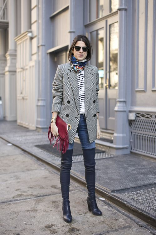 Leandra Medine Style Inspiration and Personal Update