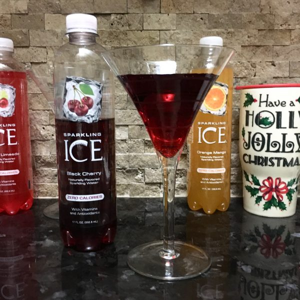 Learn how to add a little fizz to your holiday party with fruity, skinny cocktails.