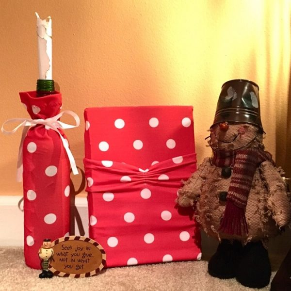 Try Wrapeez, an eco-friendly, reusable gift wrapping
