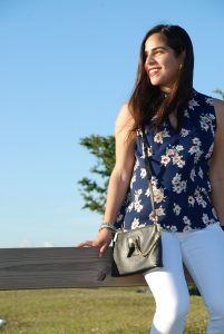 How to wear white in winter, Miami style