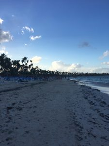 Why walking on the beach is good for you