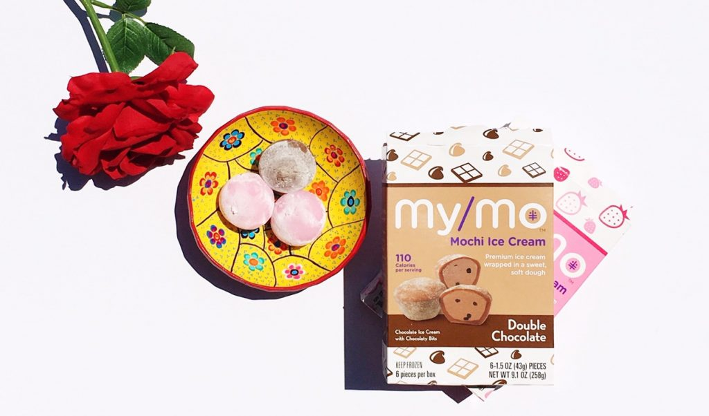 Stop with the boring snacking and switch to with My/Mo Mochi Ice Cream!