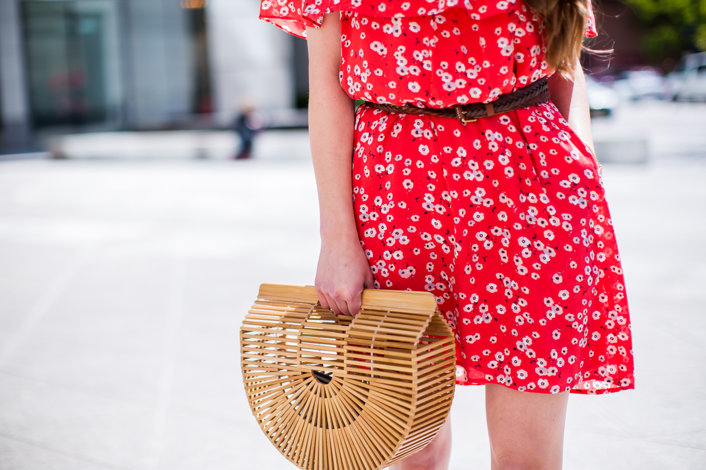 Fashion on a Budget - Summer Top and Dress Under $75