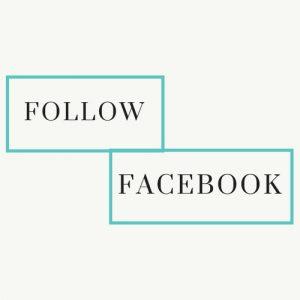 Follow A Hint of Life on Facebook