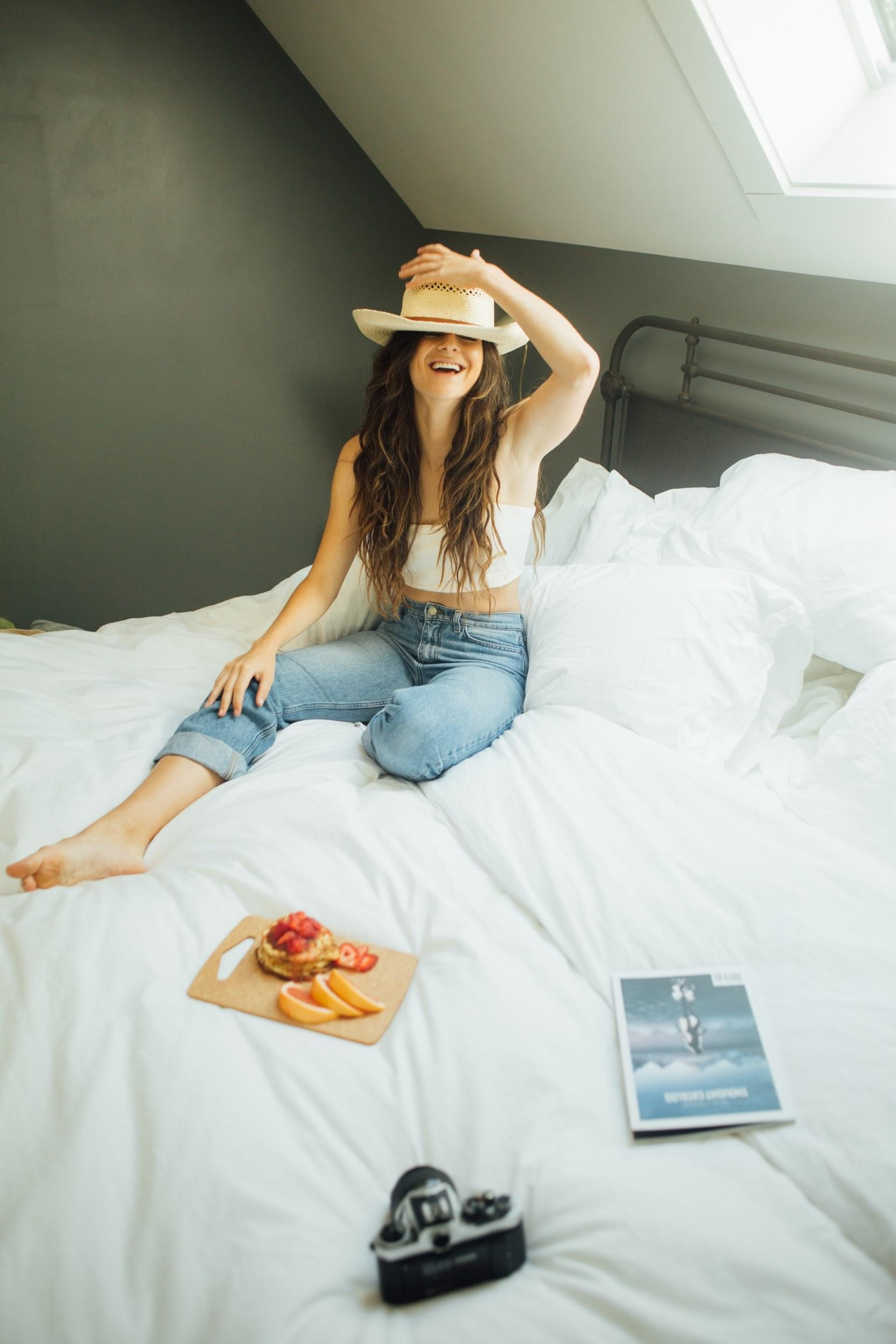 Feeling comfortable in your own skin is not a privilege; it's necessary for mental health! Here are five ways to be more comfortable in your own skin.